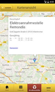 AWB Altenkirchen Abfall-App screenshot 3