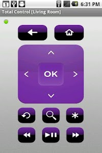 Total Control Remote for Roku screenshot 0