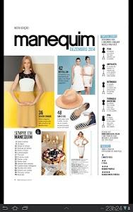 Revista Manequim screenshot 7