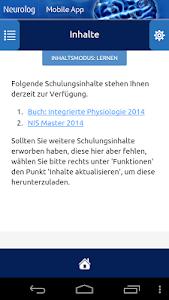 Neurolog screenshot 0