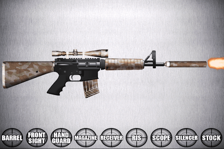 Assault Rifle Builder screenshot 7