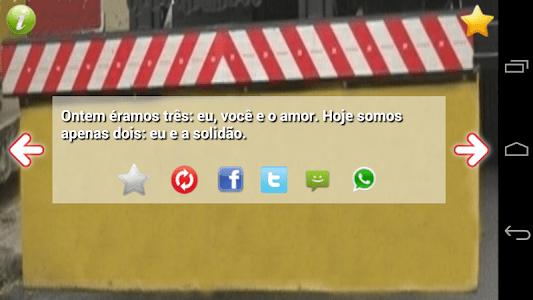 Frases Para-choque de Caminhão screenshot 0