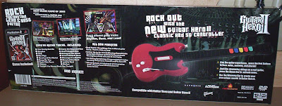Guitar Hero II box back