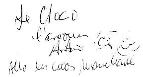 Antoine's note
