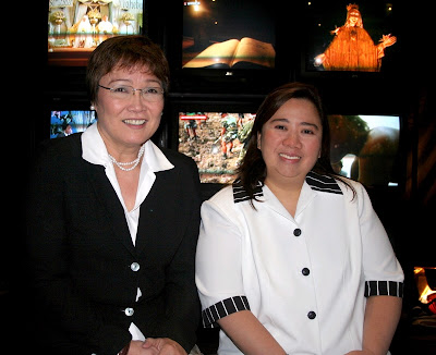 Tina Monzon-Palma started GMA Public Affairs 20 years ago, along with then associate producer and now Senior Vice-President of News and Public Affairs Marissa Flores.