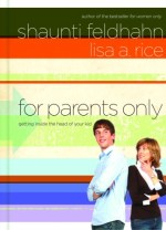For Parents Only - Book Cover