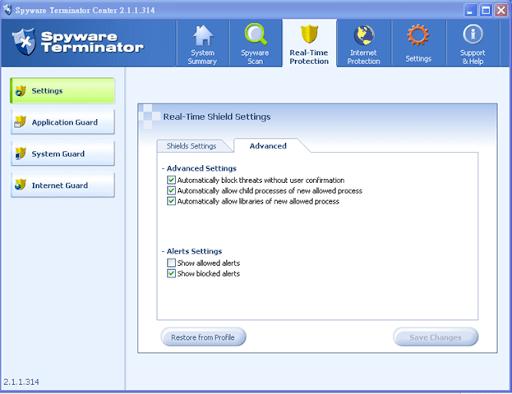 spyware terminator-10