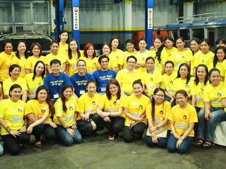 Goodyear Women with drive