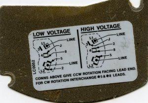 Doerr Emerson Electric Motor Wiring Diagram  impremedia