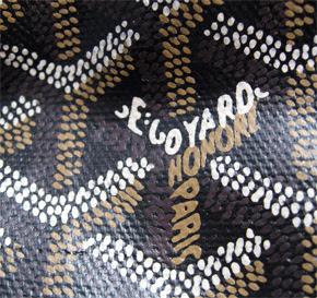 *法國百年品牌戈雅Goyard:低調進駐台北麗晶首間旗艦店!  2