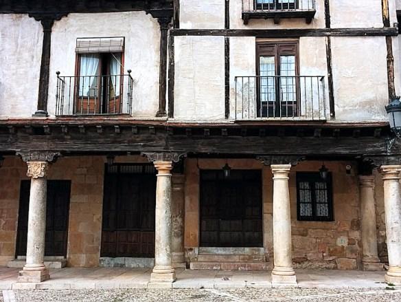 Plaza del Trigo de Atienza