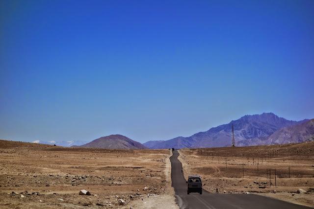 Srinagar - Leh Highway