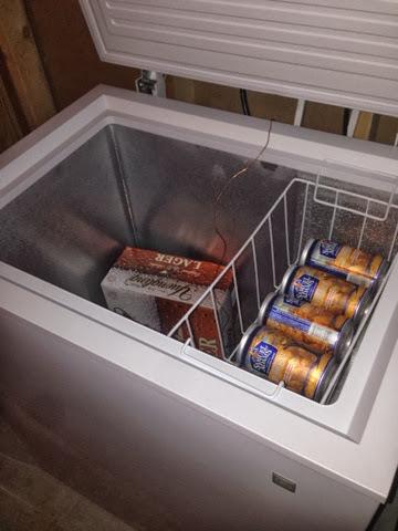 how to convert a deep freezer into a refrigerator