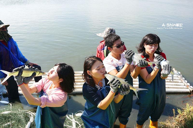 台南漁塭體驗4