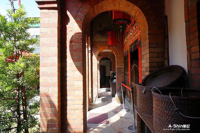 蘆洲老厝邊庭園西餐廳3