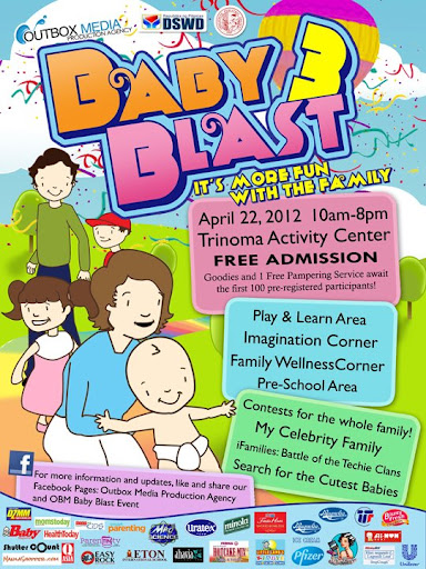 Baby Blast 3 at Trinoma Activity Center