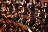 La fuerza y romanticismo del poema sinfónico más popular, Romeo y Julieta, se hizo sentir con la apasionada interpretación de los venezolanos