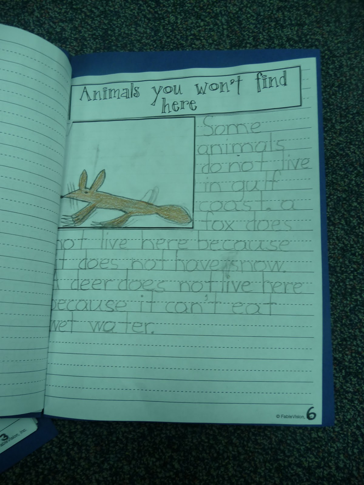 Mrs Patton S Patch Animal Research Project And An