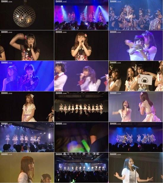 (LIVE)(公演) SKE48 アップカミング公演~冬~ 荻野利沙 劇場最終公演 150321