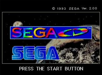 Sega CD Bios