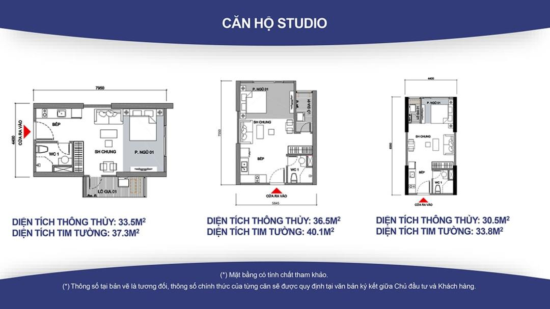 can ho studio vinhomes smart city