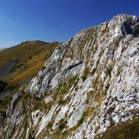 Încercare de biclă pe Valea Cernei