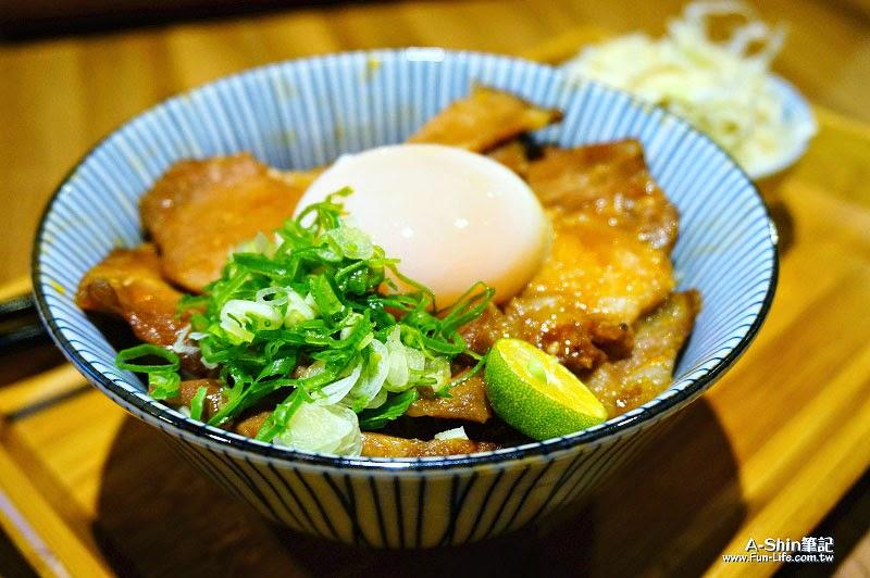台中日式丼飯,滿燒肉丼食堂-3