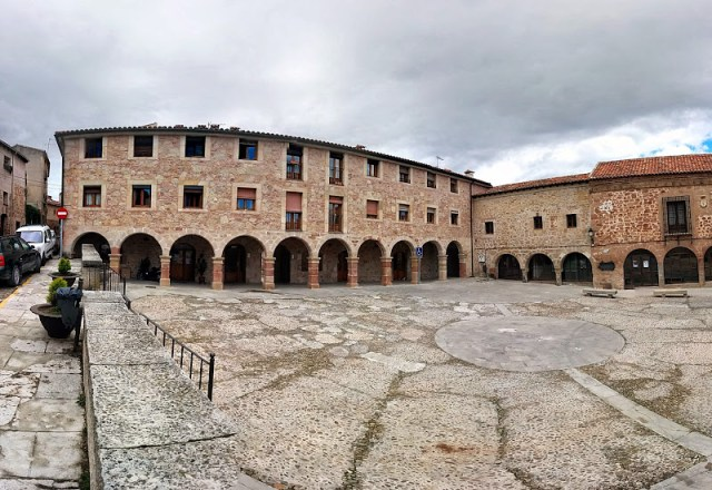 Turismo rural en Sigüenza. Plaza de la Cárcel, Sigüenza