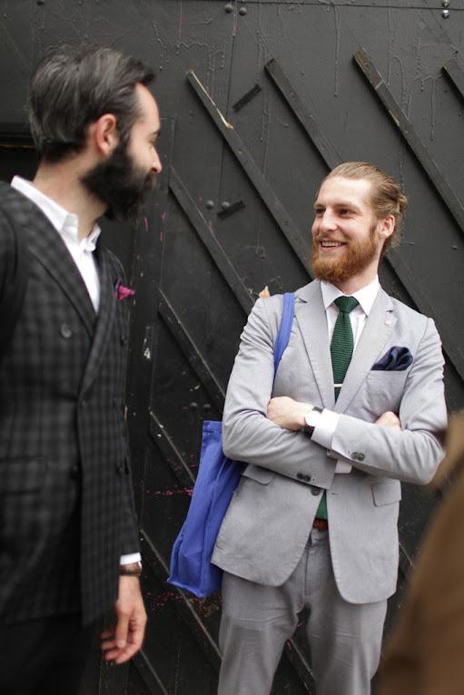 *英國倫敦時裝周場外街拍:攝影師Kuba Dabrowski捕捉街頭英倫紳士! 6