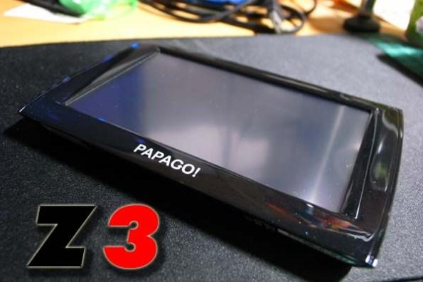 【試用記錄】PAPAGO!Z3_Part_1