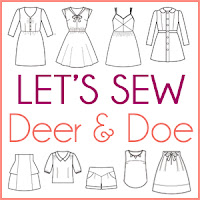 Let's Sew Deer & Doe