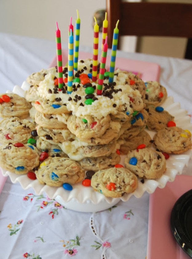 Cookie Stack Cake