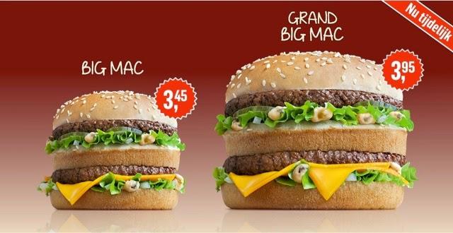 McDonald's Grand Big Mac