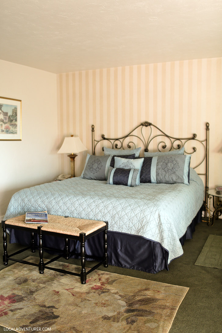 Hofsas House Hotel - Places to Stay in Carmel CA.