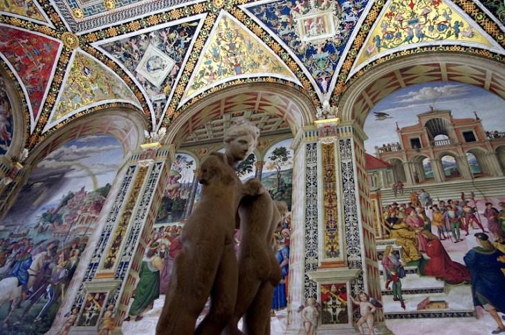 Biblioteca Piccolomini