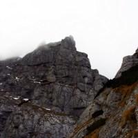 Valea Gălbinele, firul principal si secundar (Munţii Bucegi)