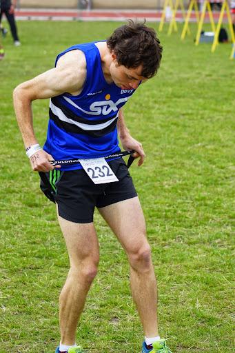 Thijs Vander Meiren - 1/8e triatlon Roeselare - 1 juni 2014
