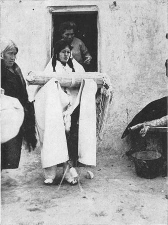 A Hopi Bride.—Photo by Colton