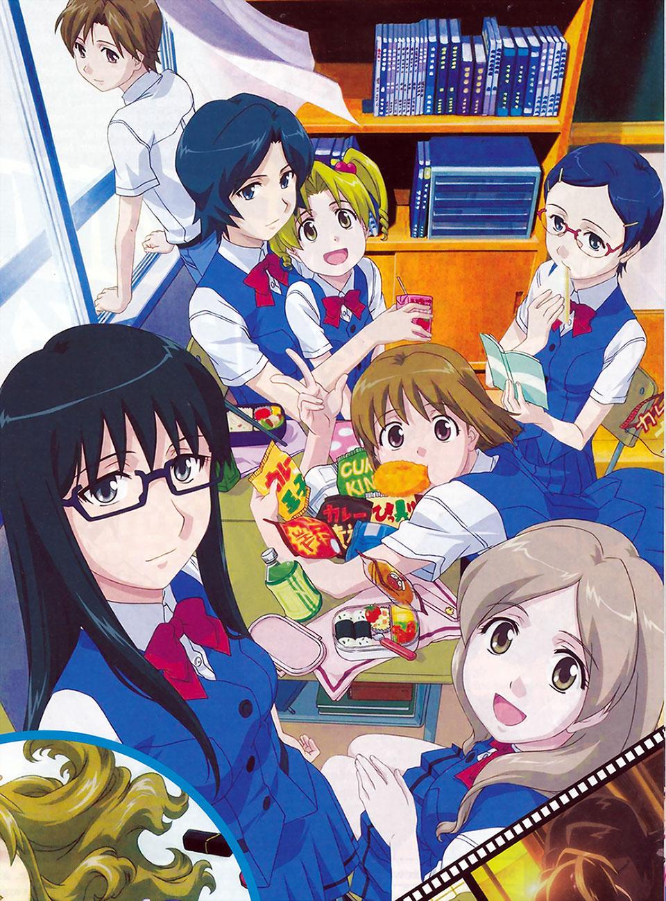 yuri anime sasameki koto