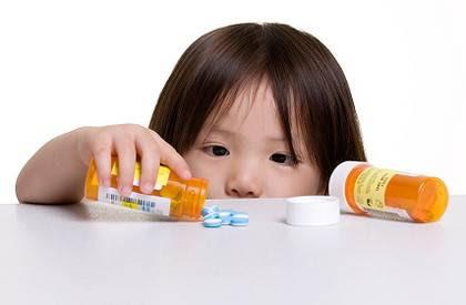 Чаще всего дети отравляются таблетками