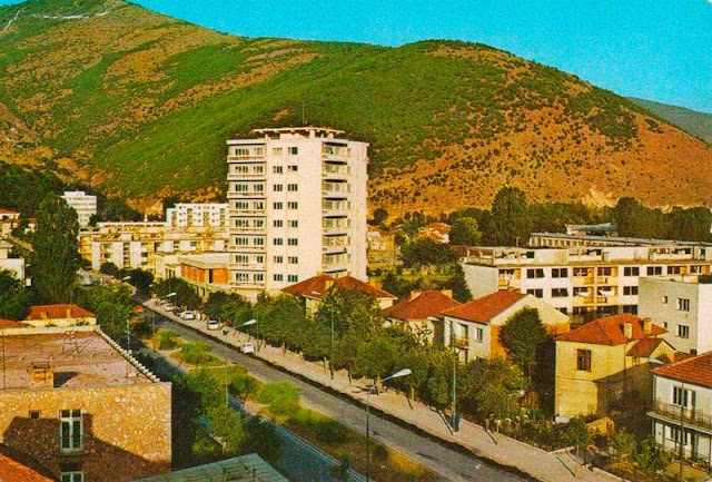 kicevo postcard 3 - Kicevo Macedonia Old Photos