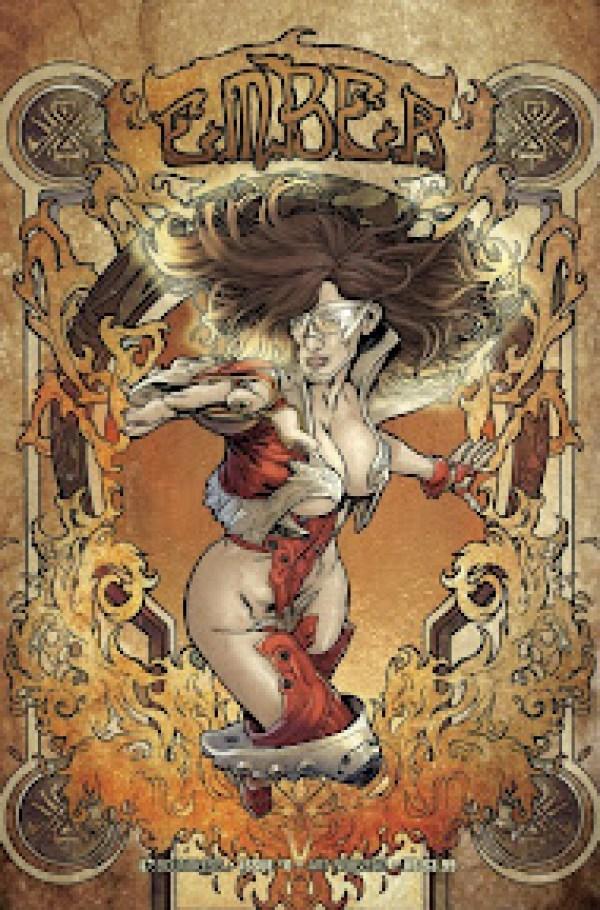Ember0-ArtNouveau-600x910 Boundless Comics April 2015 Solicitations