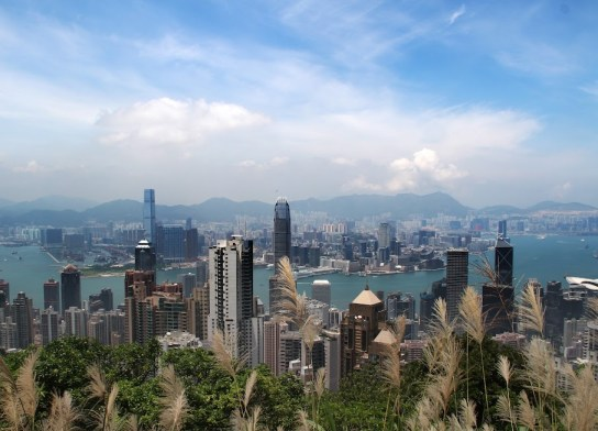 Гонконг. Пик Виктории