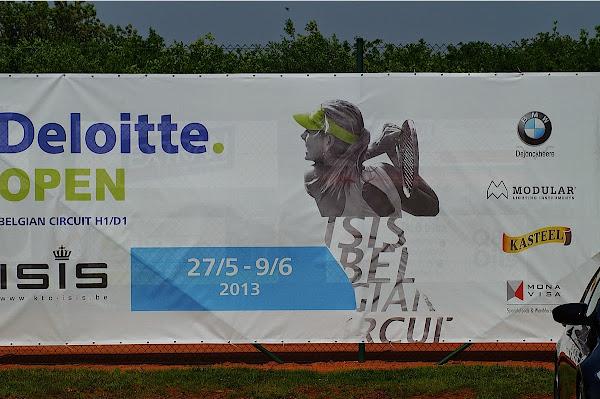 Deloitte Open Izegem 2013