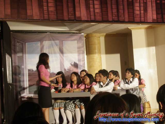 Musical Play at De La Salle Araneta
