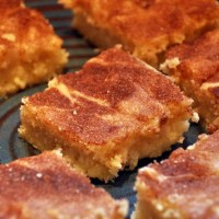Gooey Cinnamon Squares - Smitten Kitchen