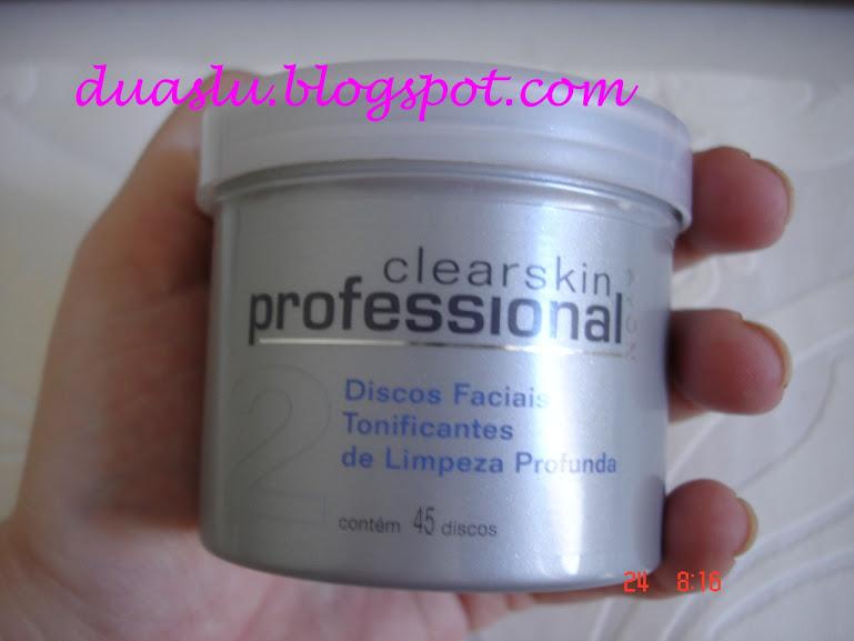 Avon Clearskin Professional resenha