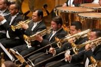 El primer día del debut en esta ciudad los músicos interpretaron la Quinta sinfonía de Beethoven y fragmentos de El anillo del Nibelungo, de Wagner