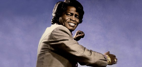 Parintele muzicii soul - James Brown