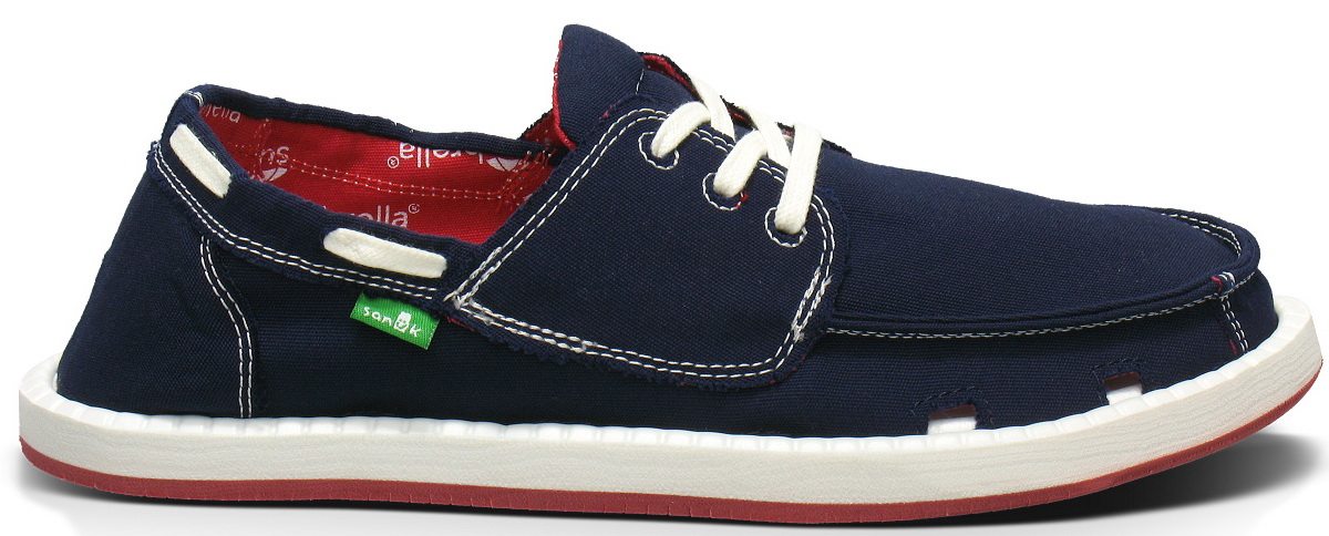 *Sanuk與SUNBRELLA 聯名款:OVERBOARD寬版帆船鞋新色登場! 1
